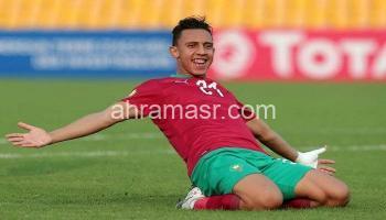سفيان رحيمي- الرجاء البيضاوي- الدوري المغربي